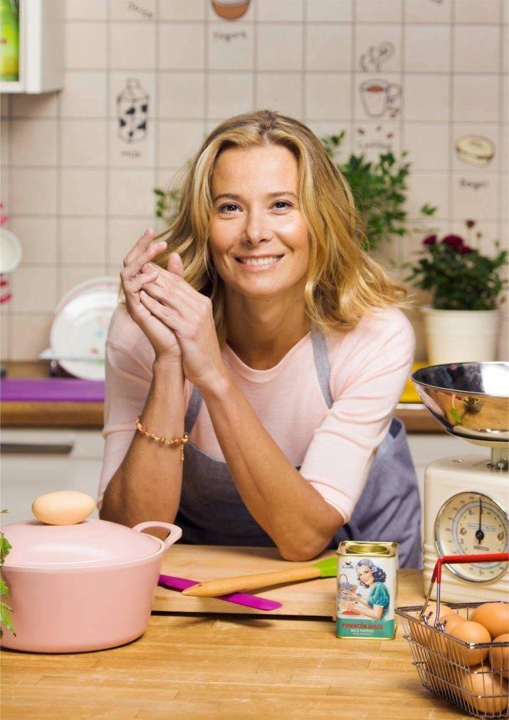 Юлия Высоцкая о здоровом питании своей семьи. Так вот в чем секрет ее молодости и красоты!
