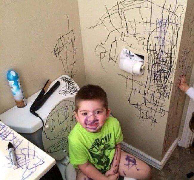 рады Вам когда ребенок рисует маму в деталях способно защитить тело