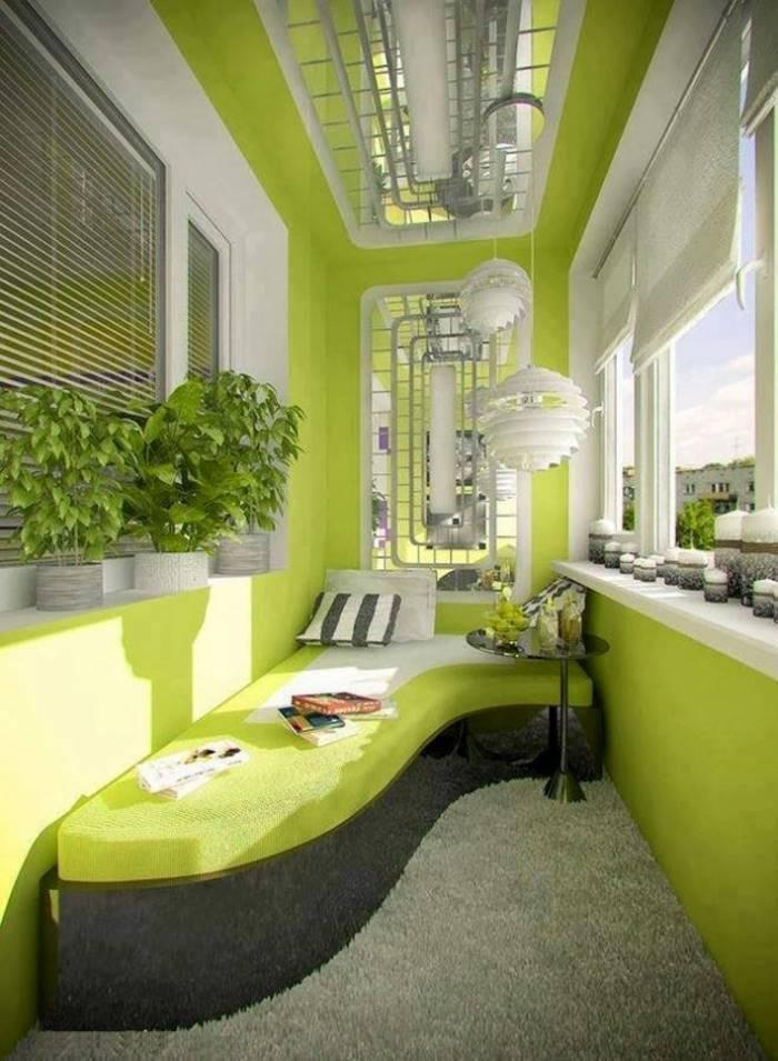 20 крутых идей для вашего балкона интерьер постила.