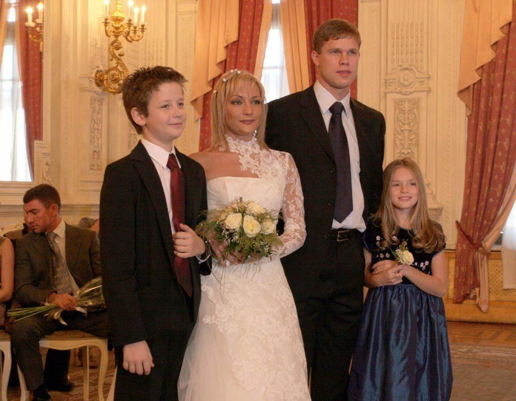 Таня буланова семья дети фото